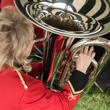 Brass Band Malham Show