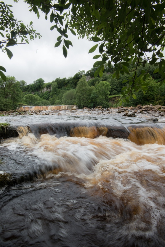 Wainwath Falls, Swaledale, Yorkshire