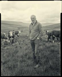 Martin Coates, Redshaw Farm