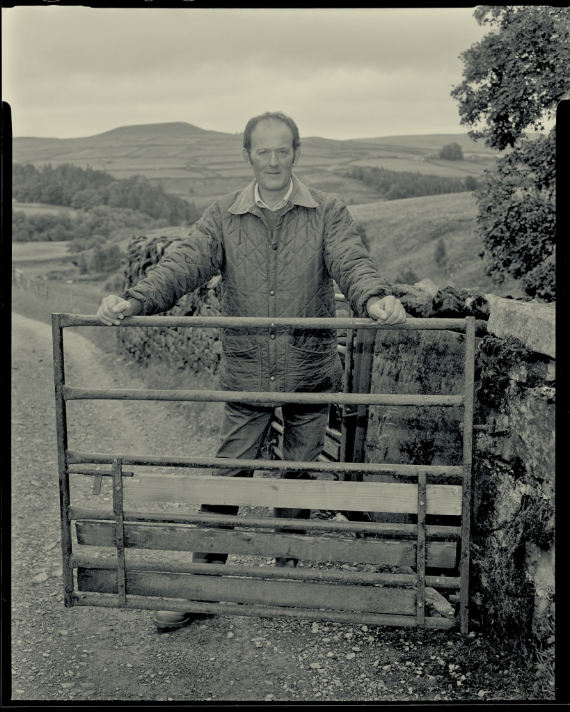 Paul Harker, Punchard Farm