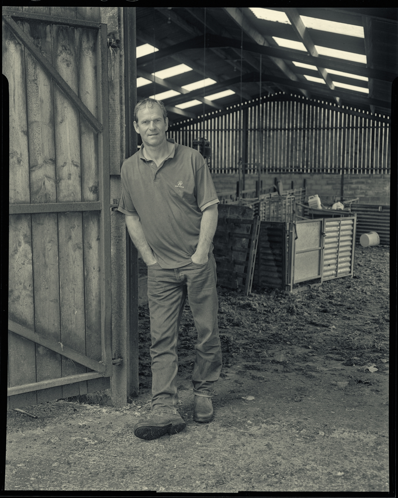 Richard Paul, farmer, Arncliffe