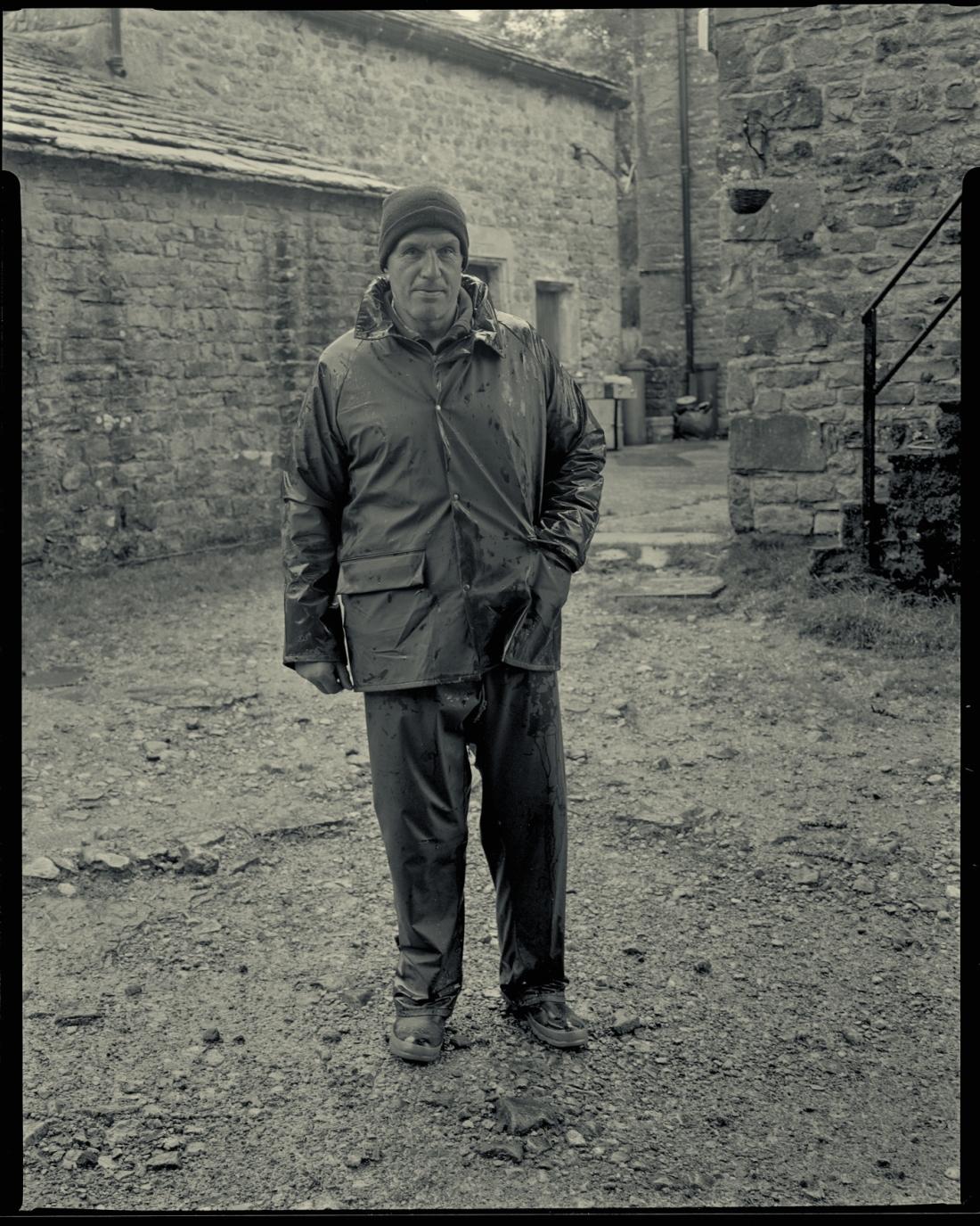 Stuart Hird, Yockenthwaite Farm