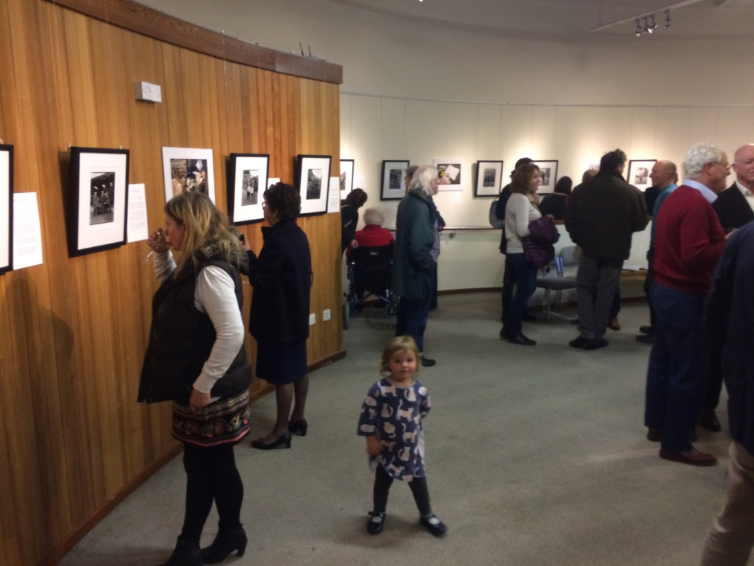 Voices from the Land exhibition Hawes